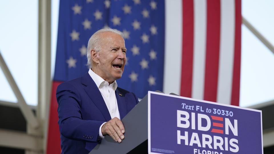 Today S 2020 Election Polls Battleground Polls Start To Reflect Biden S Large National Lead