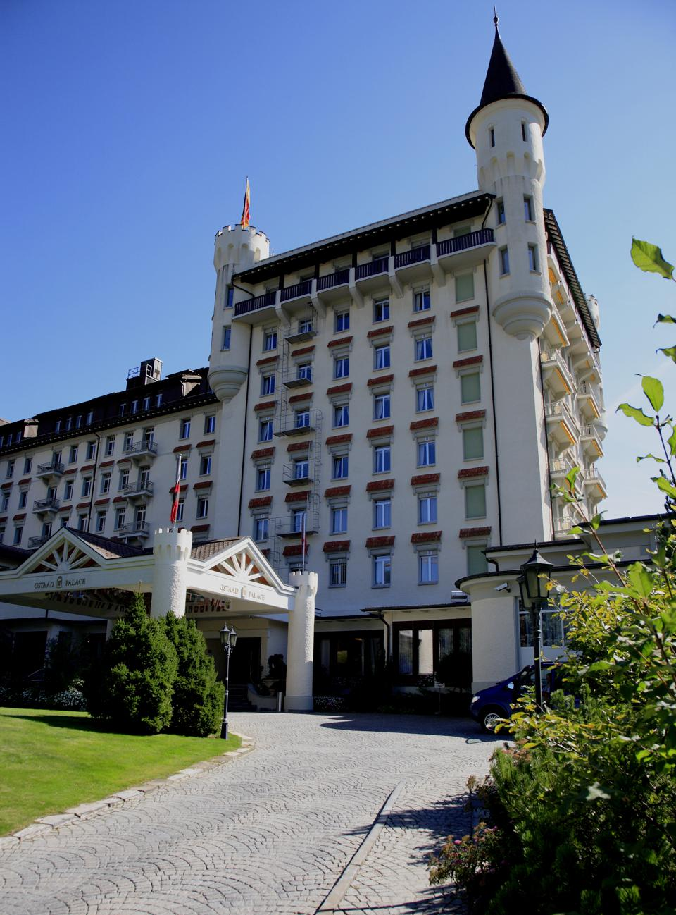 Grandhotel Gstaad Palace