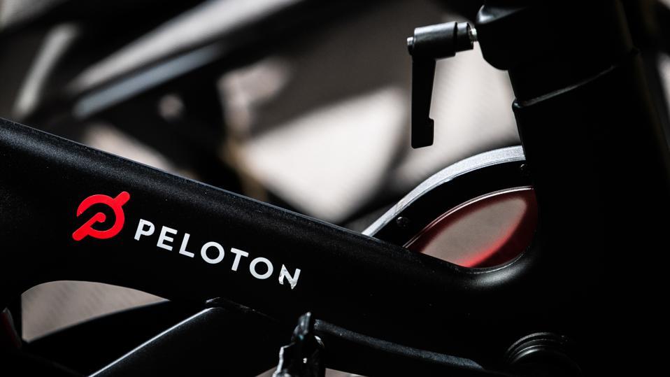 PELOTON SHOWROOM