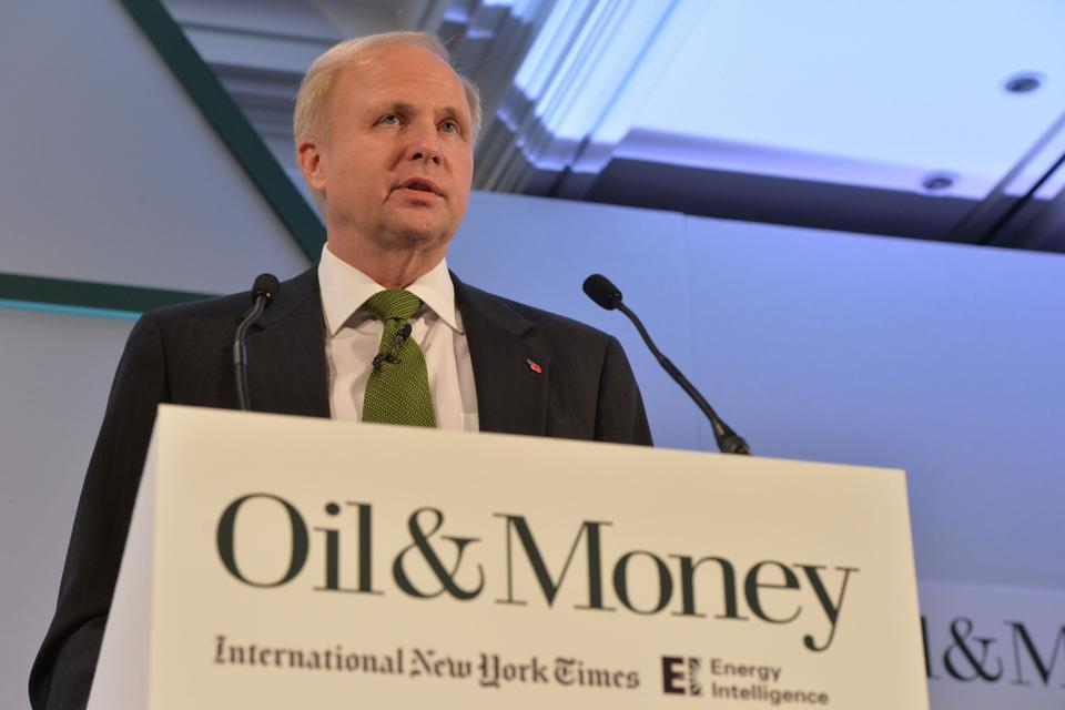 INYT/Energy Intelligence Oil & Money Conference - Day 1