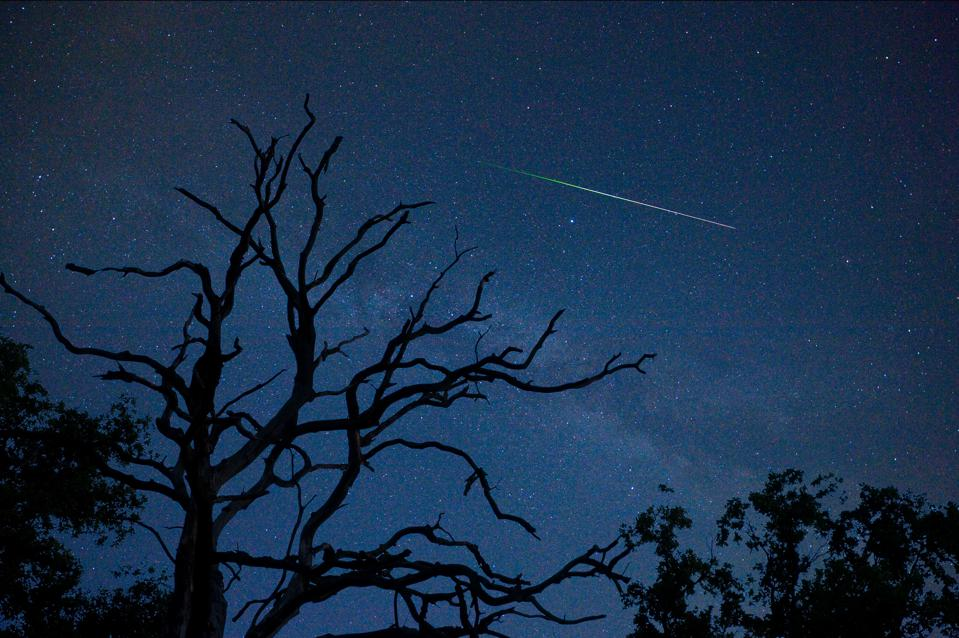 The Geminid meteor shower is coming!