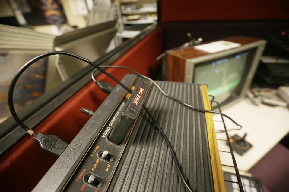 Konsol Atari