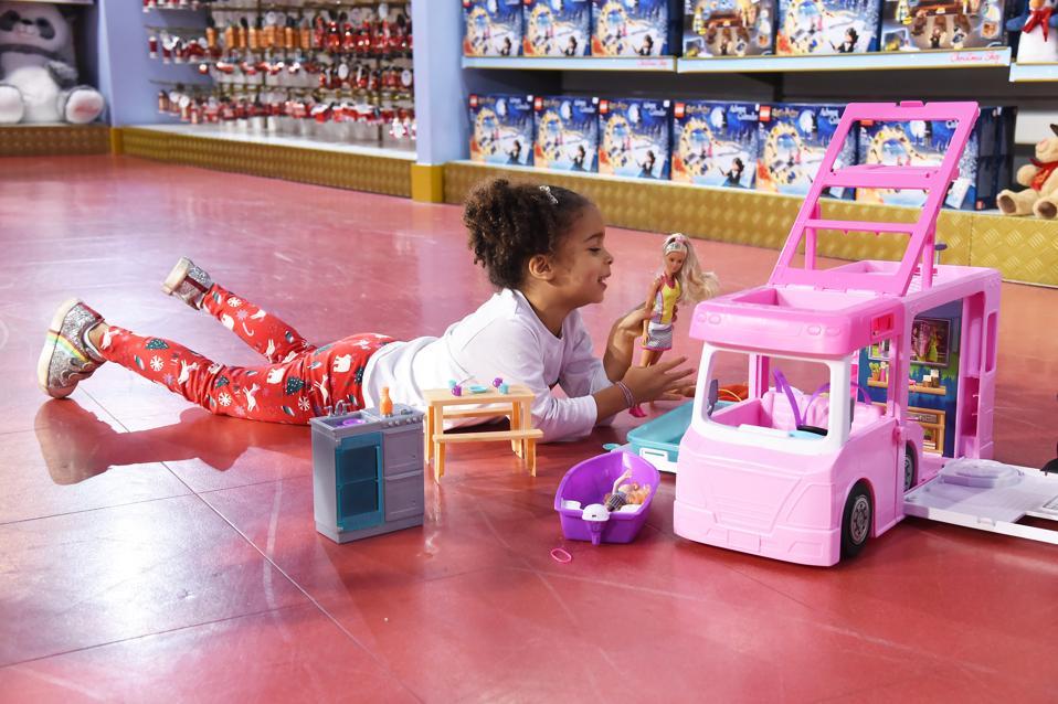 Hamleys dévoile des jouets chauds pour Noël 2020