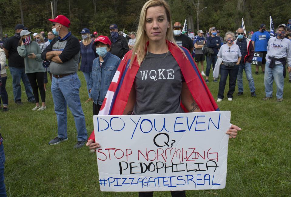 Long Island Blue Lives Matter rally