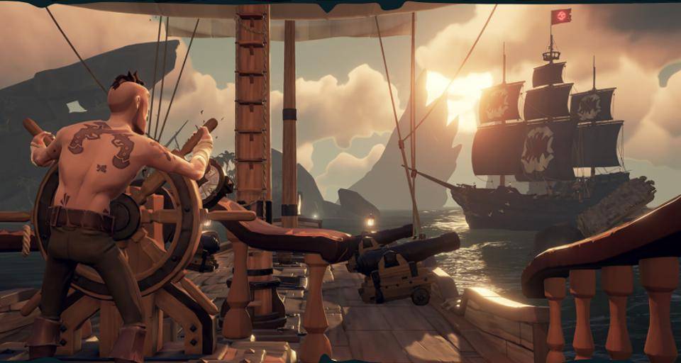 Sea of Thieves: Playable on Linux!