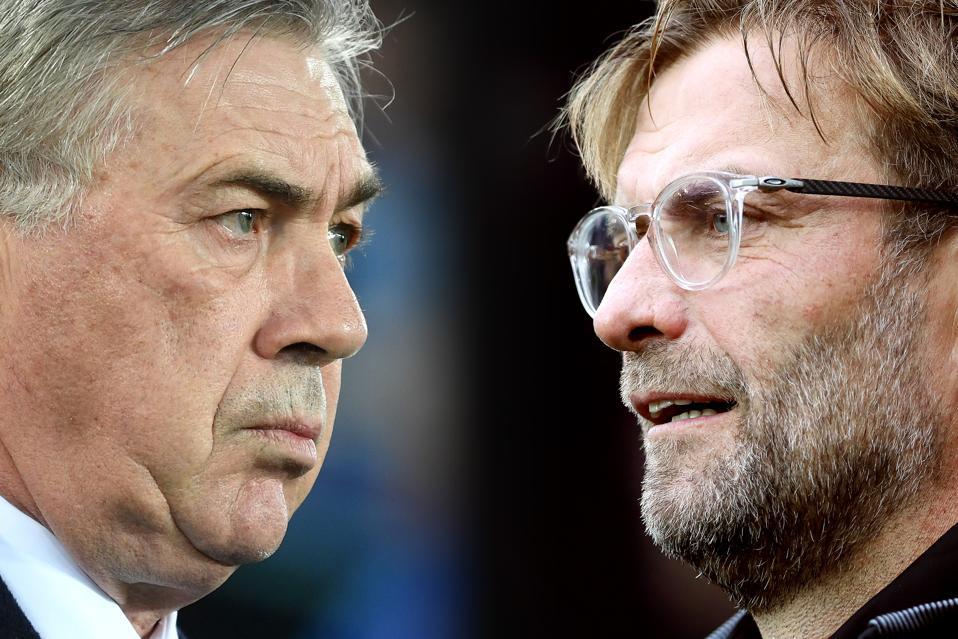 Everton v Liverpool team news lineups