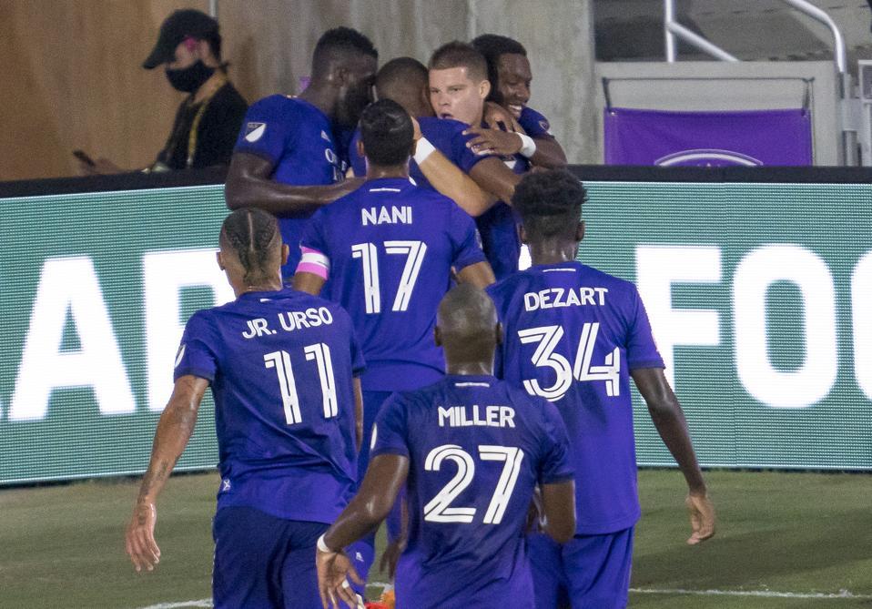 SOCCER: OCT 14 MLS - New York City FC at Orlando City SC
