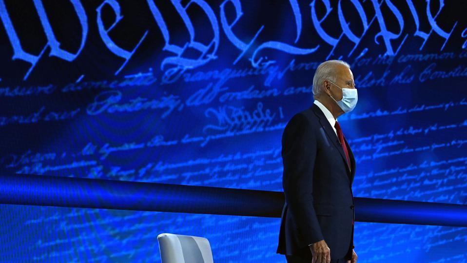 US-VOTE-BIDEN-TOWNHALL