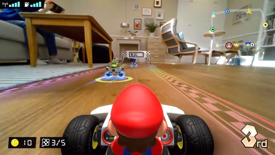 Mario Kart Live: Home Cirtcuit