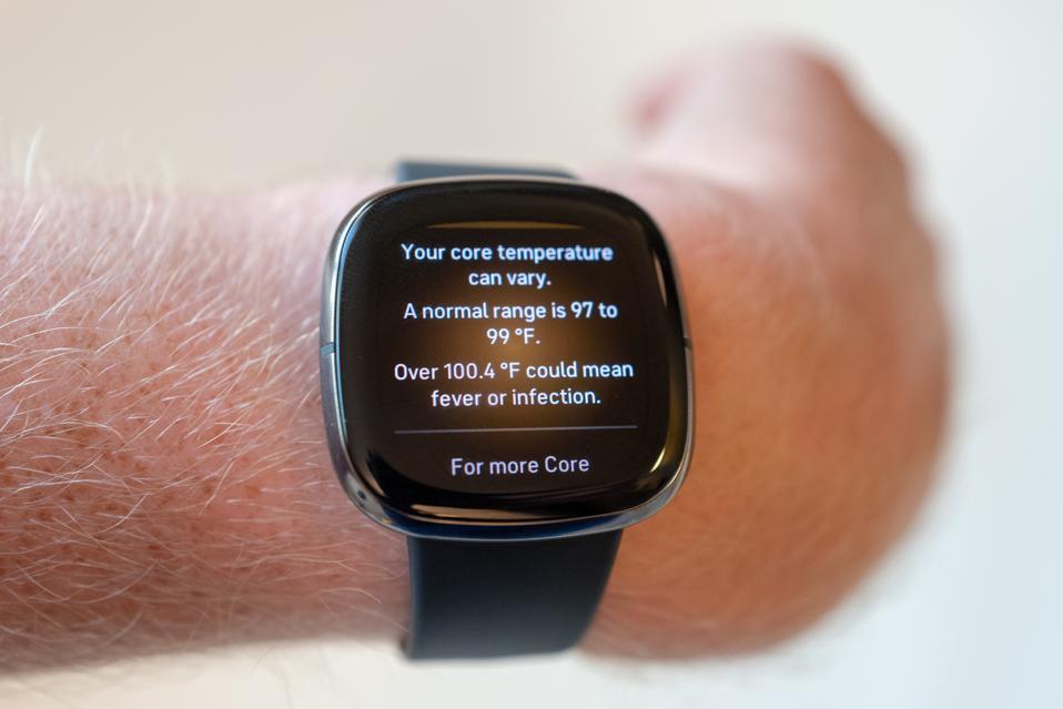 Fibit Sense Smart Watch