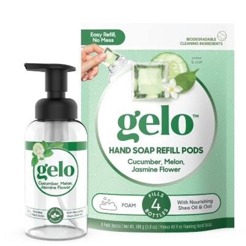 gelo soap