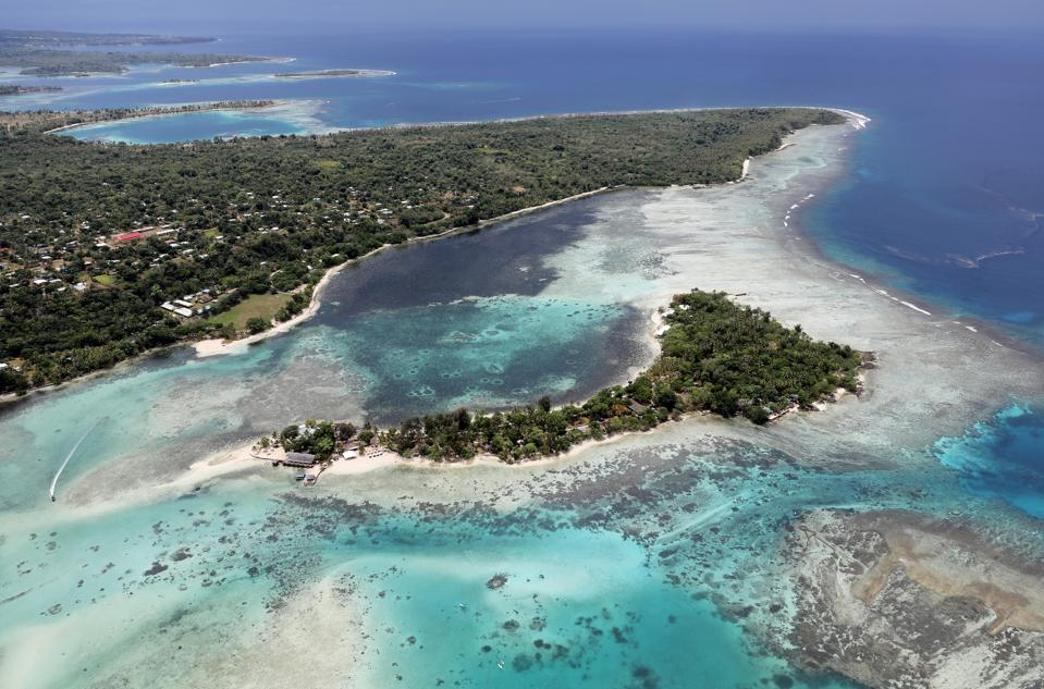 Climate Change Threatens Pacific Island Nation Of Vanuatu