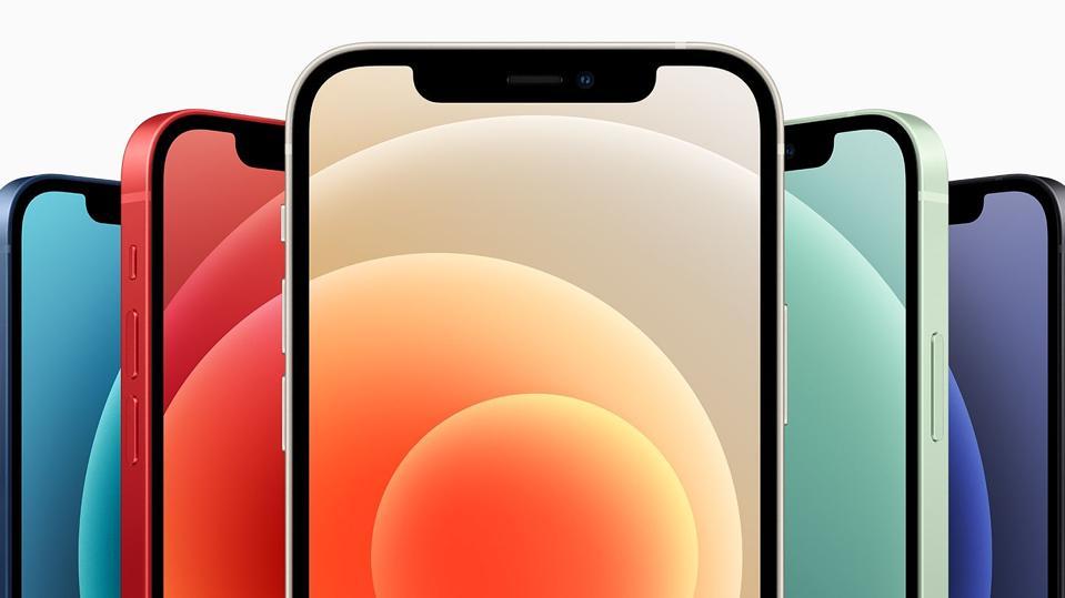 Apple iPhone 12 phones
