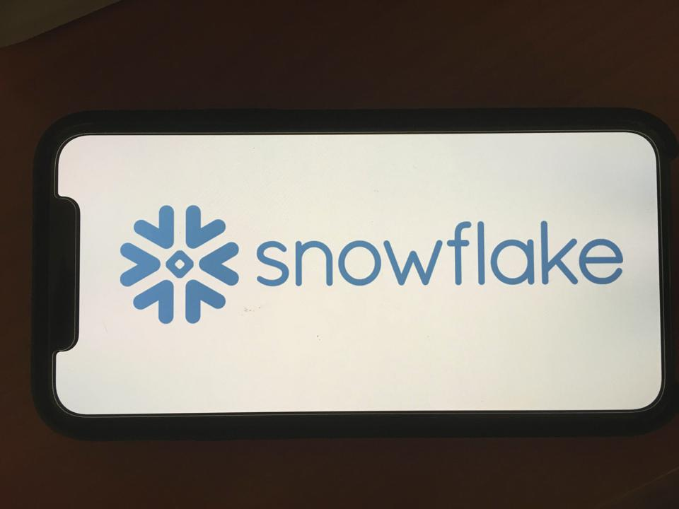 Snowflake shares more than double in its IPO - 9/16/20
