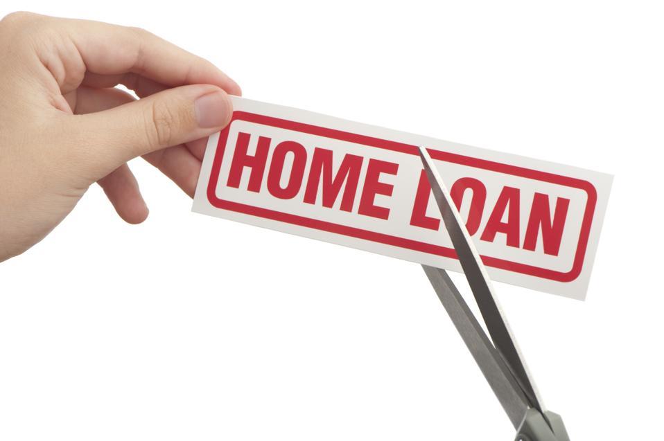 Cutting real estate loan