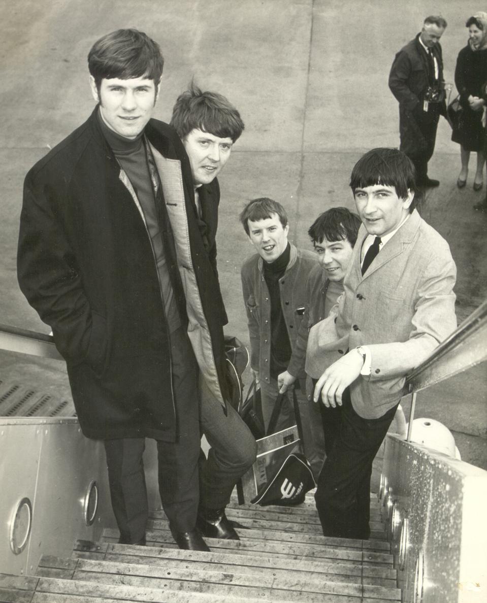 The Animals, 1965