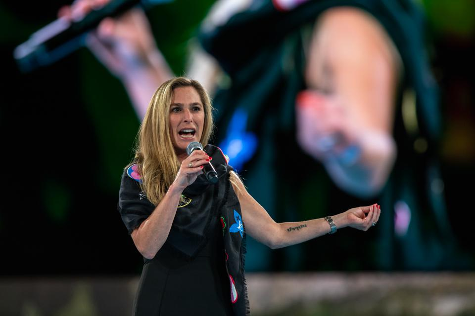 Suzanne DiBianca, EVP Corporate Relations and Chief Impact Officer at Salesforce