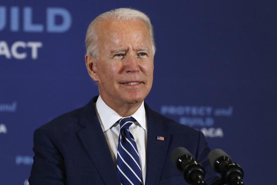 Joe Biden's Plan For Student Debt Cancellation - Forbes