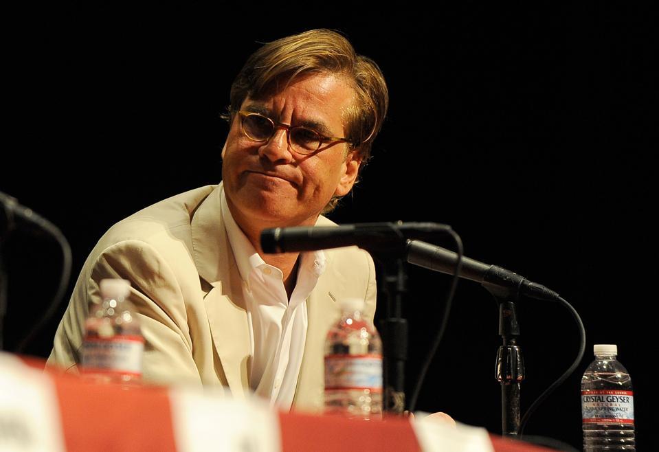 2011 Santa Barbara International Film Festival - ″It Starts With The Script″ Panel