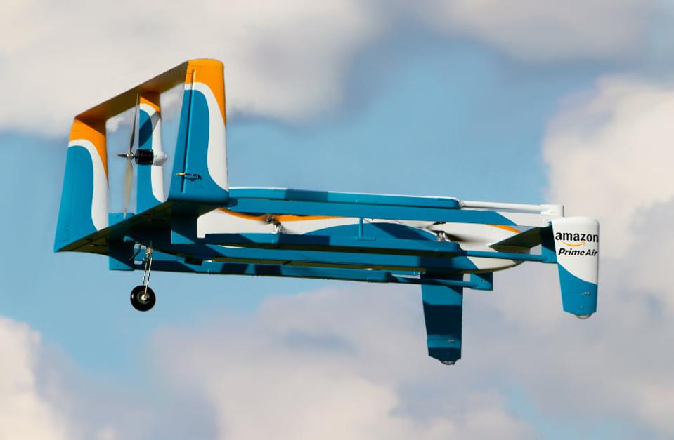 Amazon Prime Air is a drone delivery service that Amazon has been touting for almost four years now.