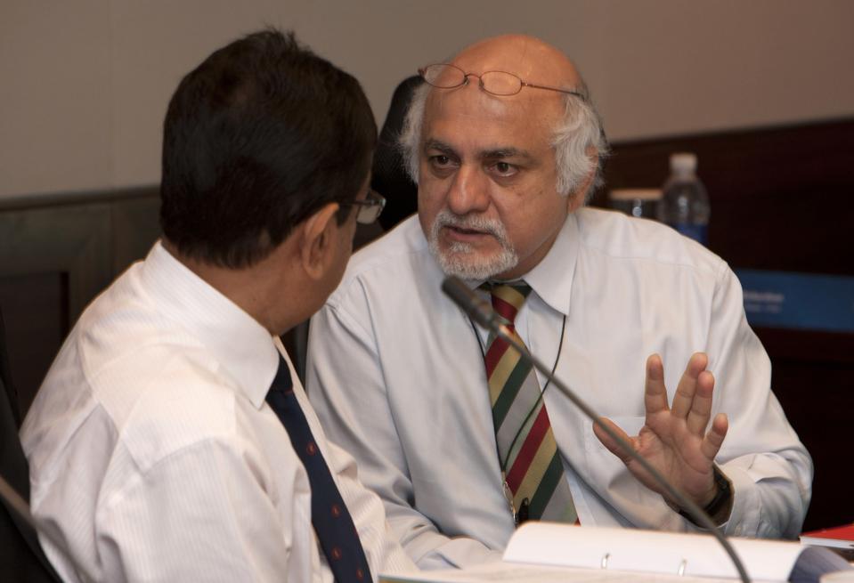 ICC Executive Board Meeting