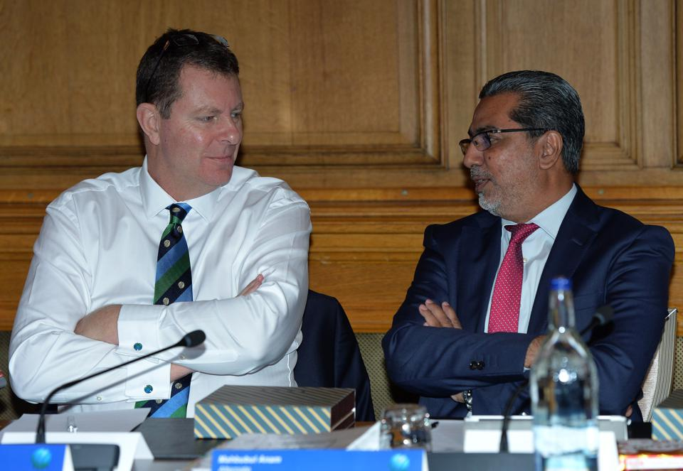 ICC Board Meeting and Media Conference