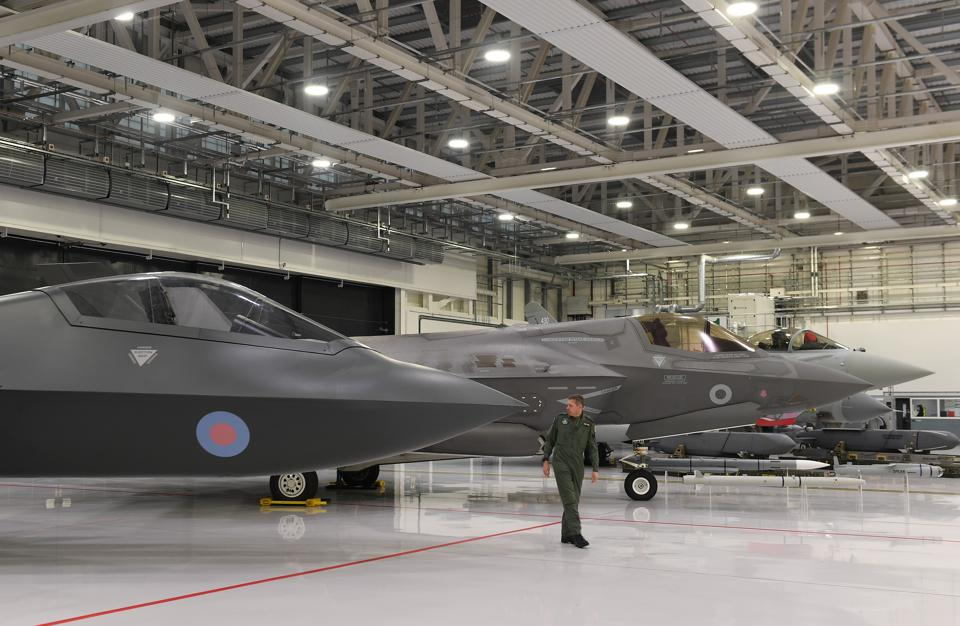 Tempest, Typhoon and F-35.