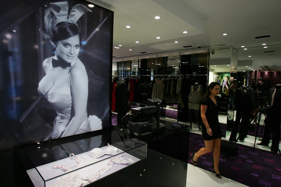 Playboy London Flagship Store Opens