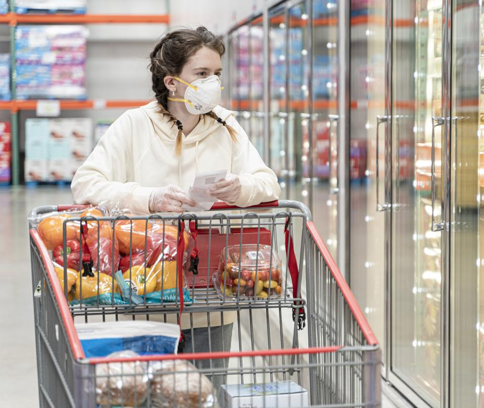Can frozen foods and their packaging spread the Covid-19 coronavirus? .