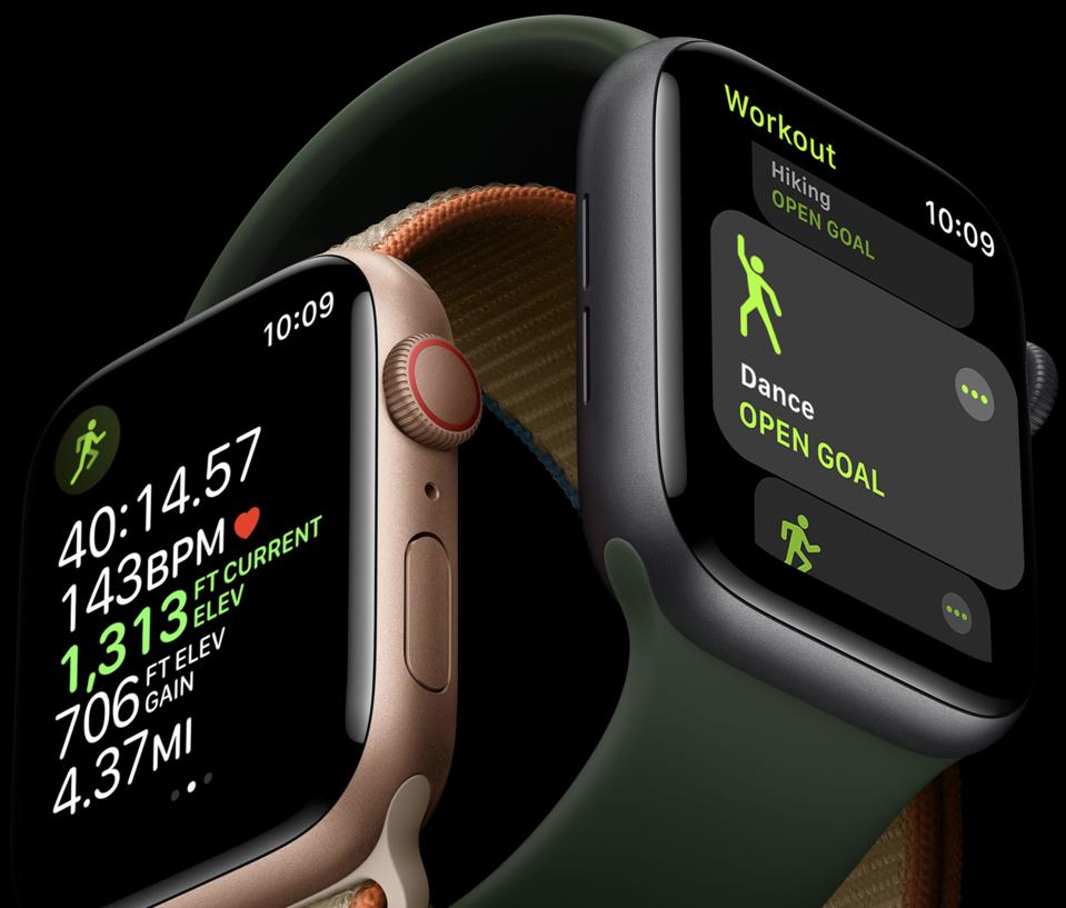the watch can effectively replace your iPhone.