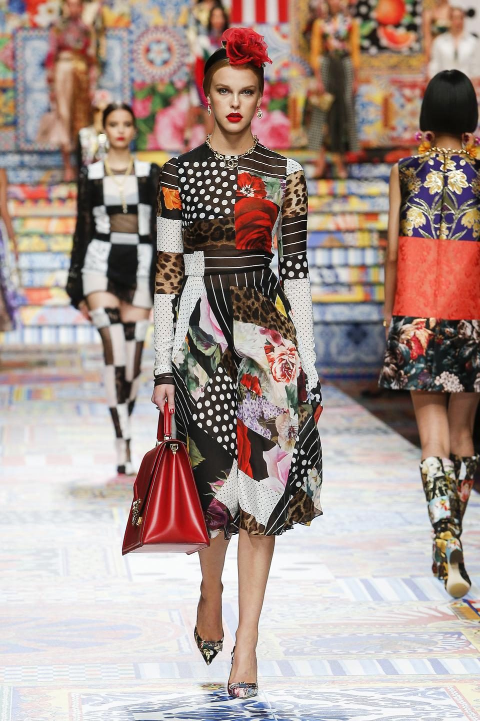 Dolce&Gabbana Spring/Summer 2021