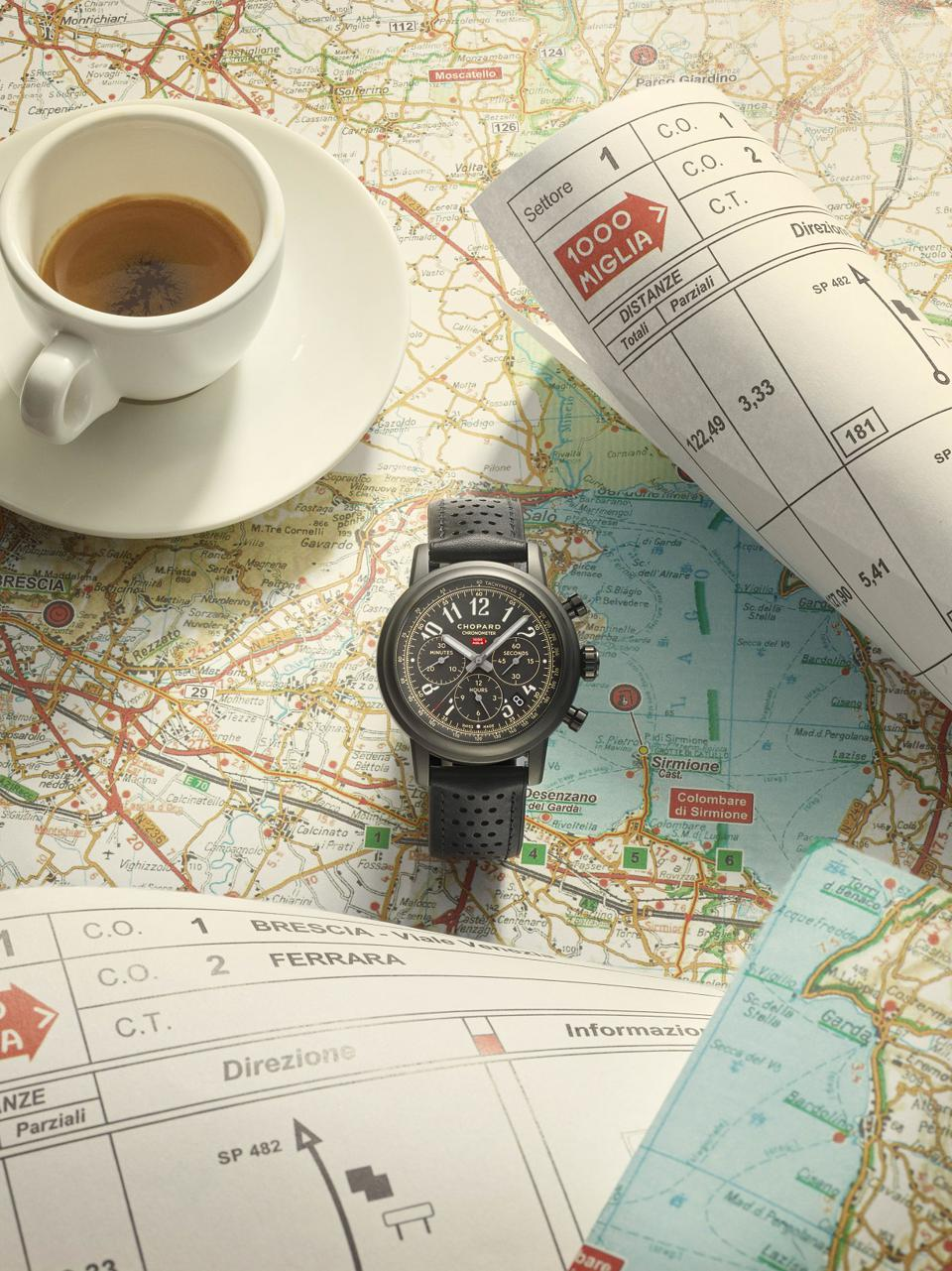 The Mille Miglia 2020 Race Edition