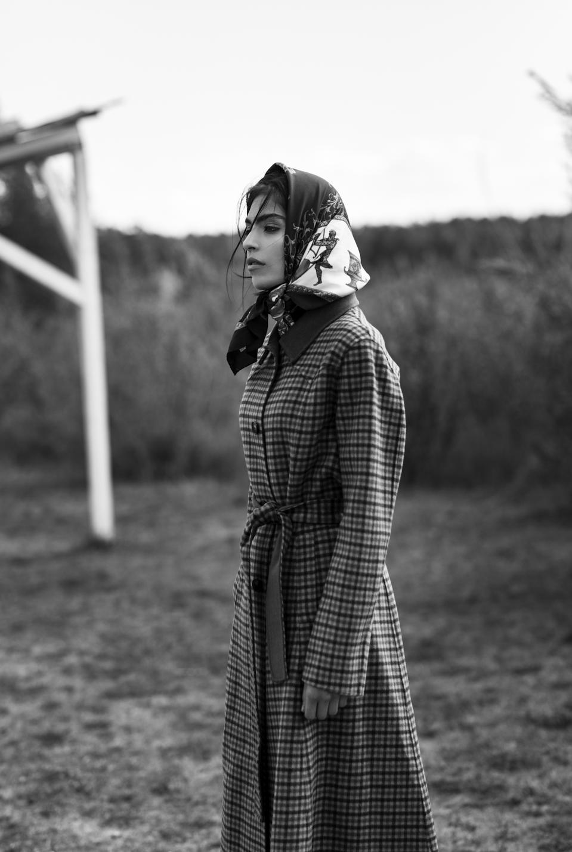 Hermès: Silk Scarves 2020  - Model: Billy Arora