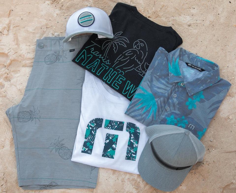 TravisMathew apparel