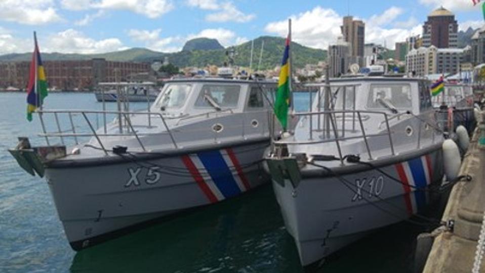 Ten 'Fast Interceptor' Patrol Boats