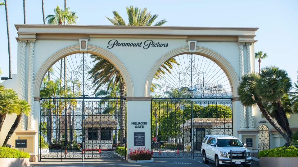 Paramount Studios gate