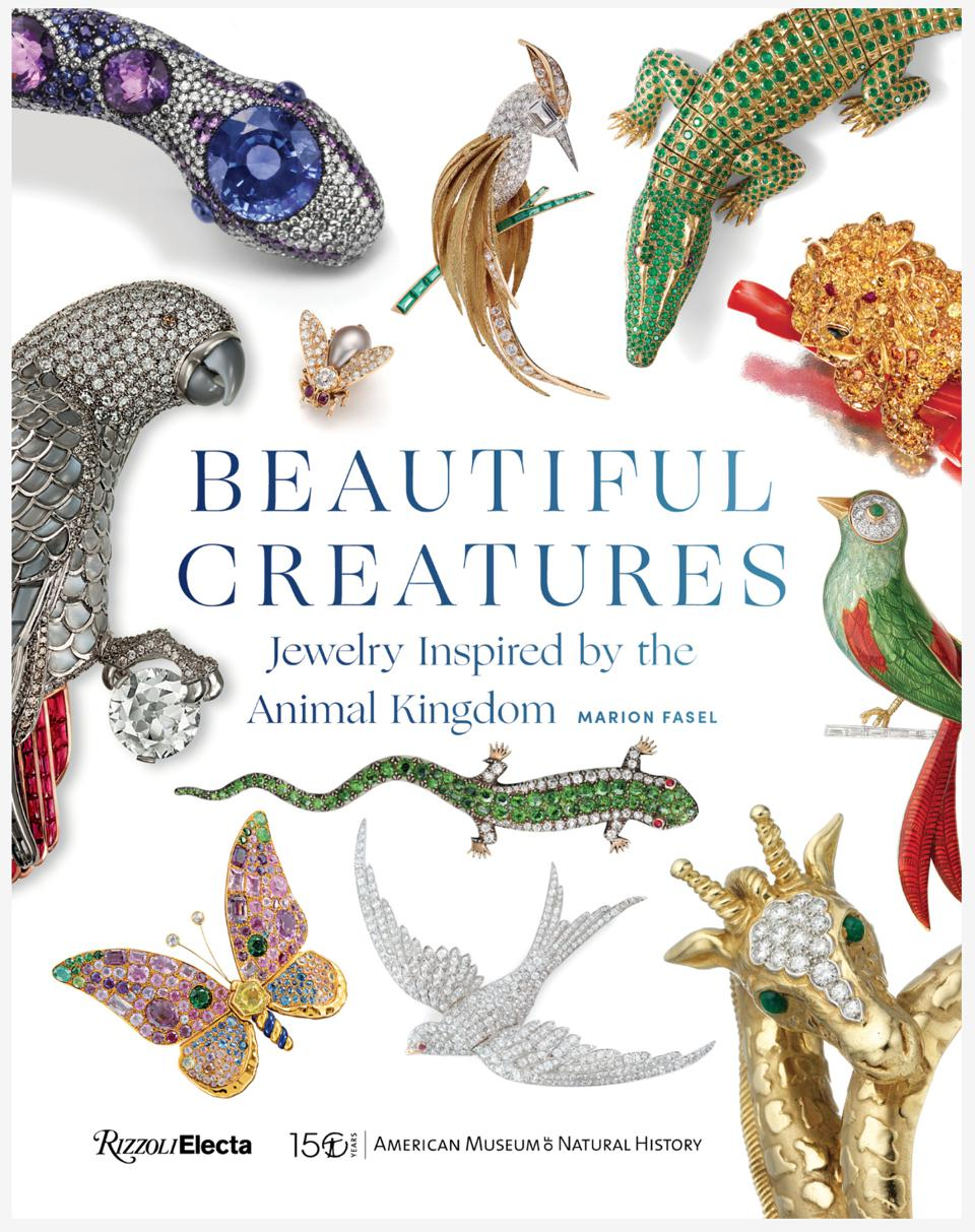 A book by jewelry historian Marion Fasel