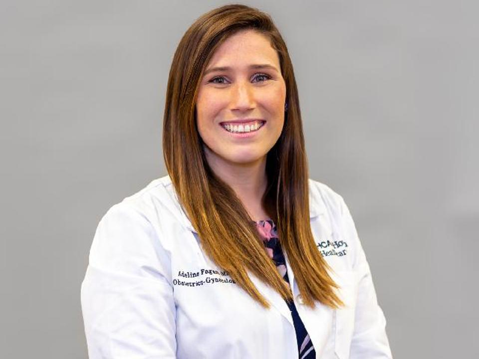 Dr Adeline Fagan, MD, was a resident OB/GYN physician who died from Covid-19 in September 2020.