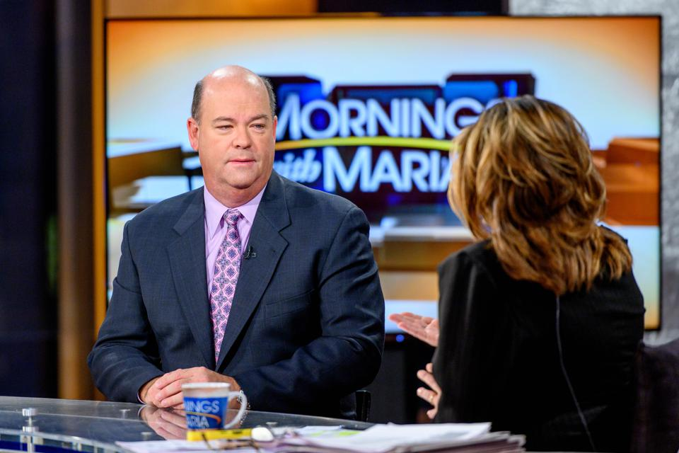 ConocoPhillips CEO Ryan Lance Visits ″Mornings With Maria″