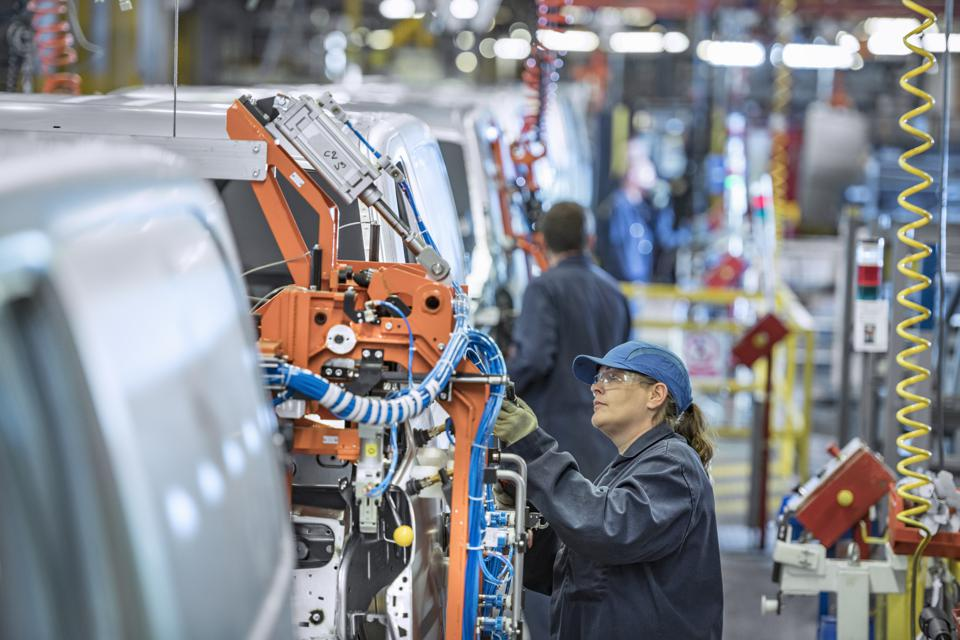 Lack Of Cybersecurity Consideration Could Upend Industry 4.0