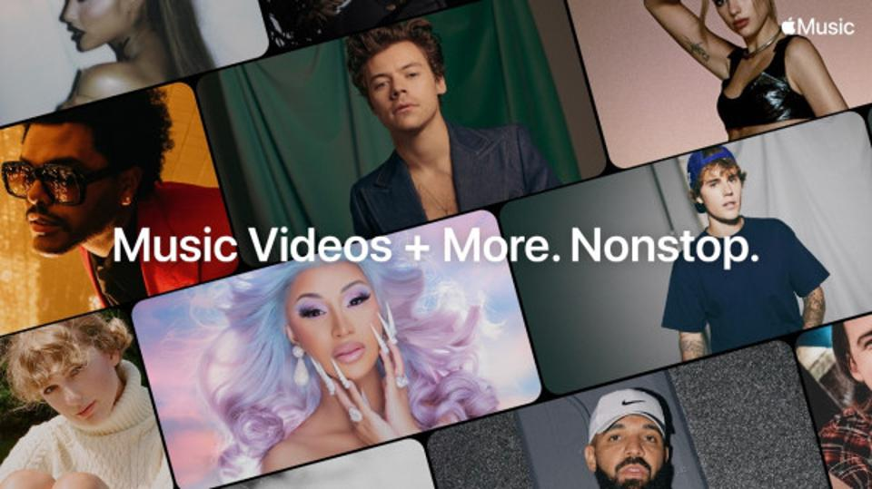 Apple Music TV will feature music videos and much more on the company's music app and TV app.
