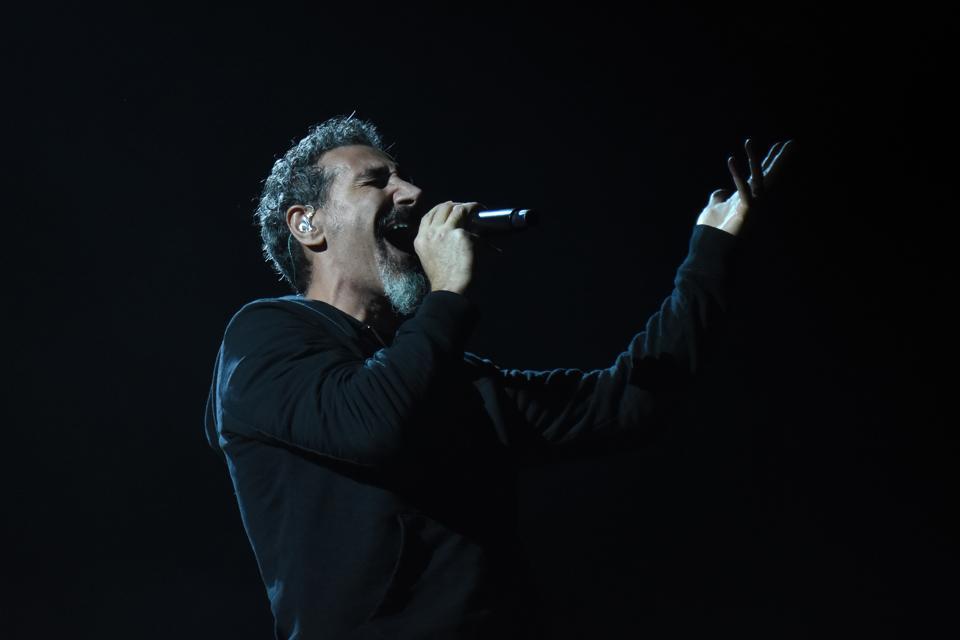 Serj Tankian, System of a Down