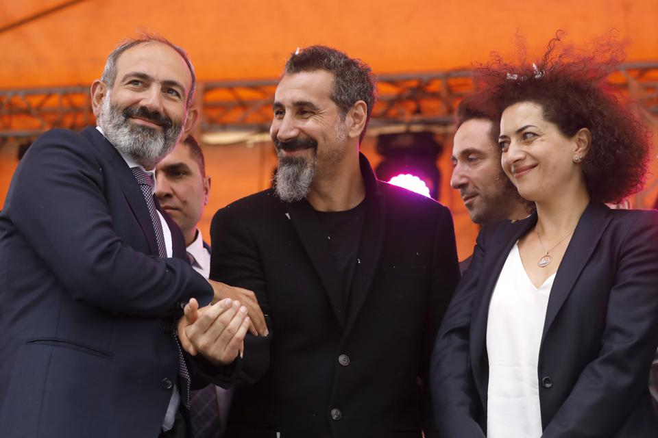Nikol Pashinyan elected Prime Minister by Armenian National Assembly