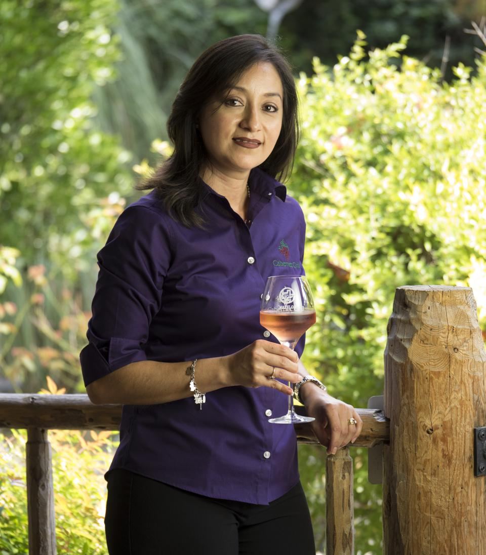 Elizabeth Rodriguez, the restaurant's general manager and wine director,