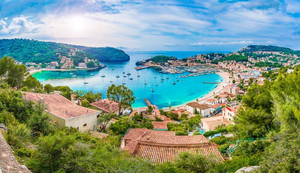 Port de Soller, Palma Mallorca