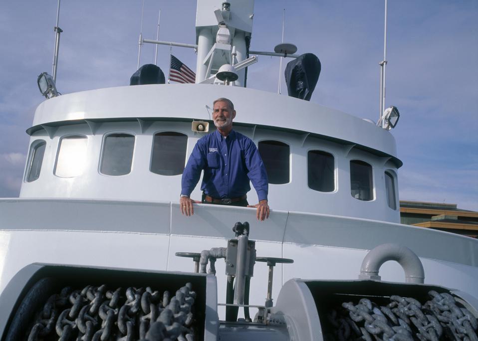 Chuck Bundrant, Trident Seafoods