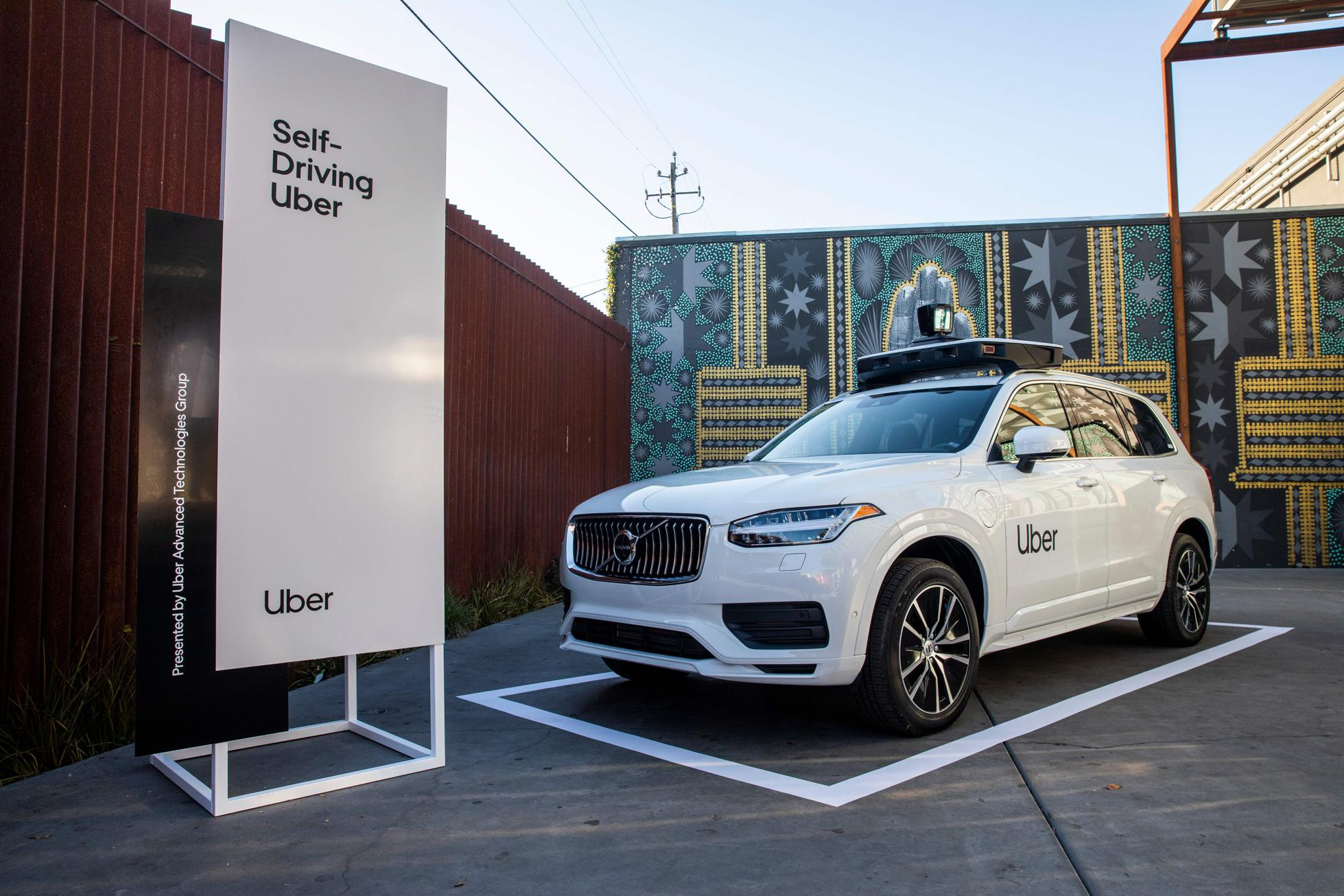 Uber has been working on self-driving technology for 5 years, without results.