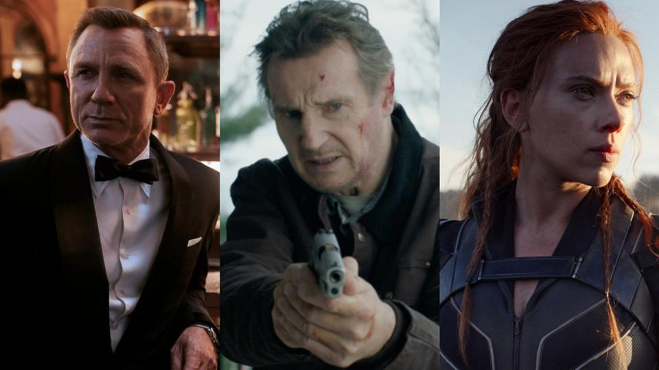 Box Office A Poor 4m Debut For Honest Thief Justifies Delaying Black Widow And No Time To Die