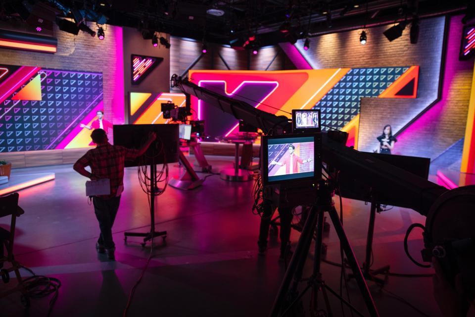 The VENN studio.