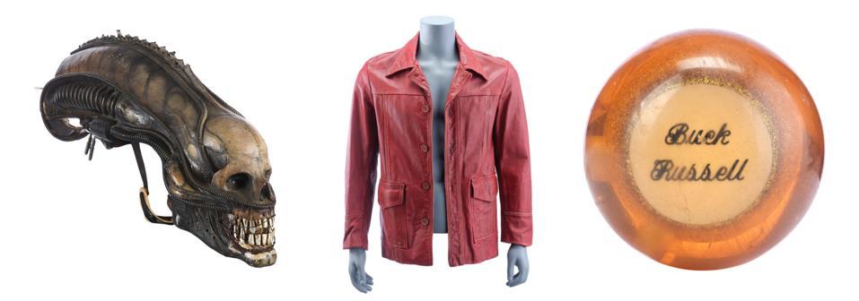 Prop Store, auction, memorabilia, Alien, Fight Club, Uncle Buck, memorabilia, investment